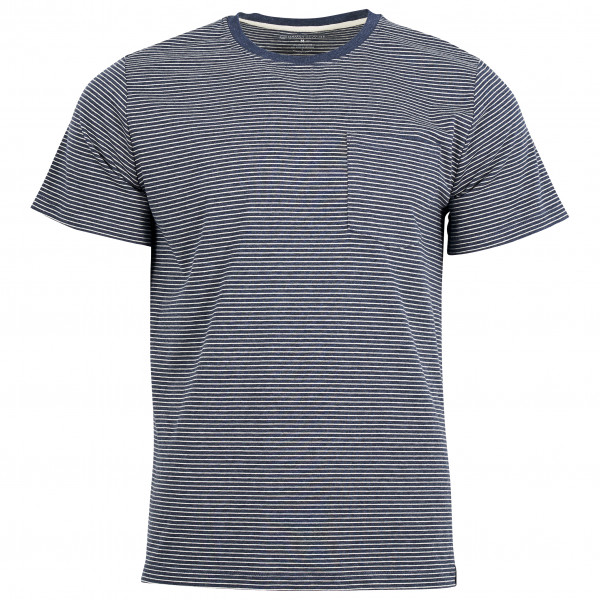 United By Blue - Striped Pocket Tee - T-shirt