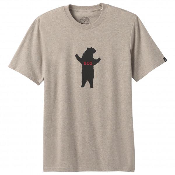 Prana - Bear Squeeze Journeyman - Camiseta de manga corta