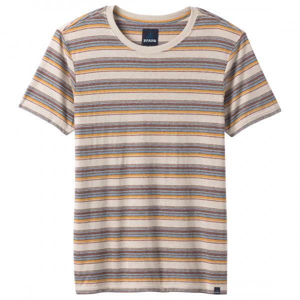 Prana - Dustin Short Sleeve Crew - T-shirt