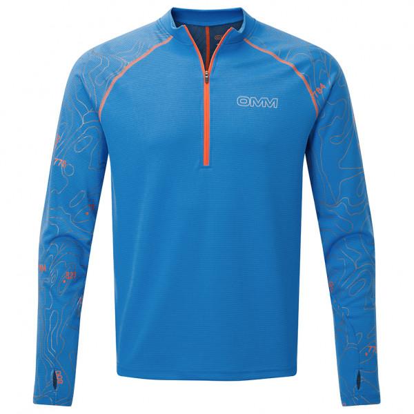 OMM - Flow Tee Zip L/S - Sport-T-shirt