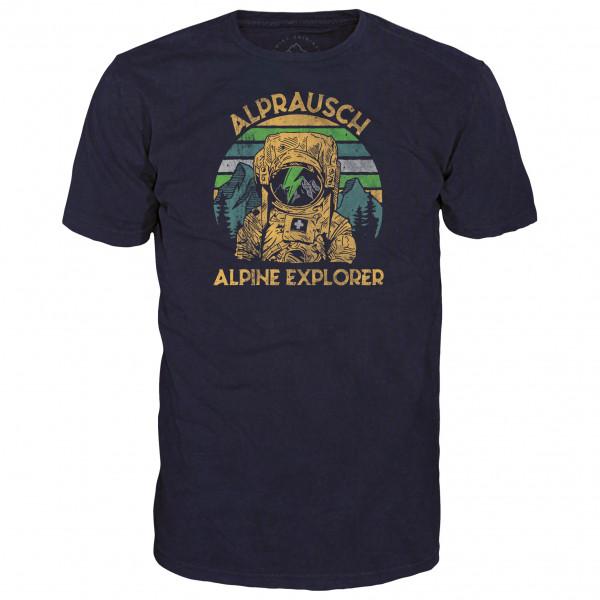 Alprausch - Alpe-Entdecker Basic Tee - T-shirt
