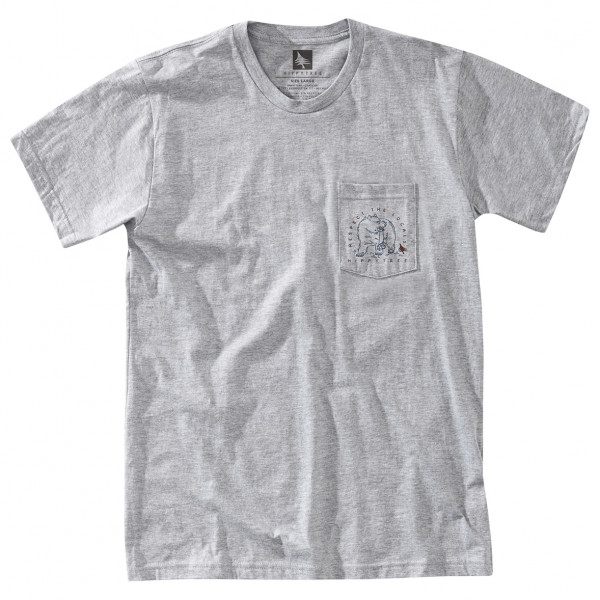 Hippy Tree - Bearcam Tee - T-paidat