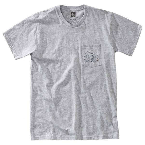 Hippy Tree - Bearcam Tee - T-shirt