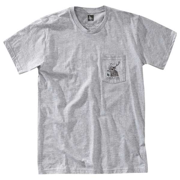 Hippy Tree - Buck Tee - T-Shirt