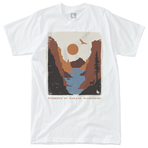 Hippy Tree - Canyon Tee - T-shirt