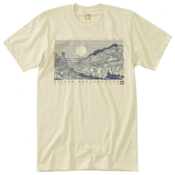 Hippy Tree - Estuary Tee - T-paidat