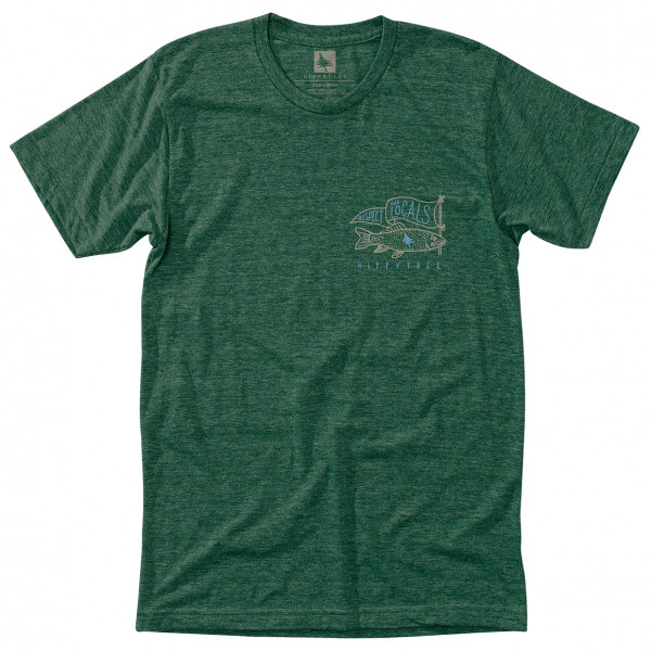 Hippy Tree - Locals Tee - T-shirt