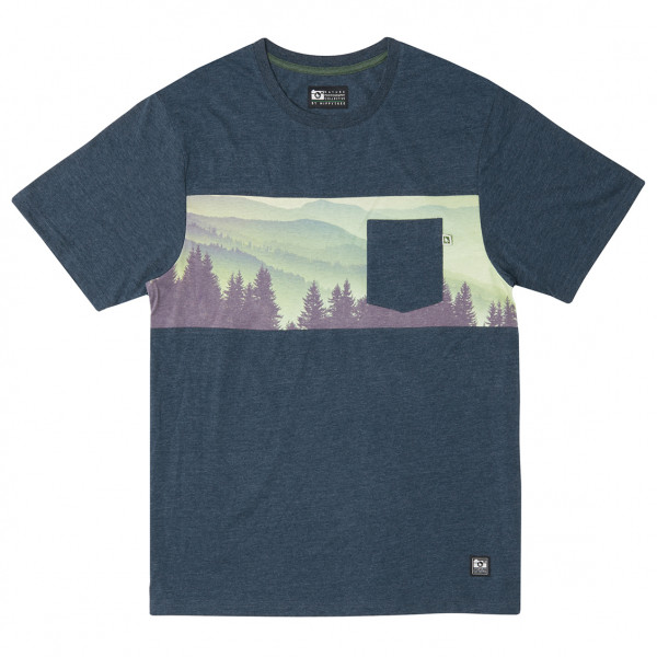 Hippy Tree - Pine Haze Knit Tee - Camiseta de manga corta