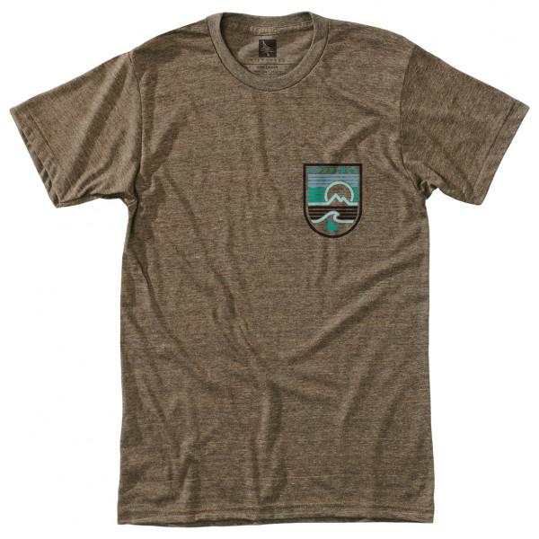Hippy Tree - Seastripe Tee - T-Shirt