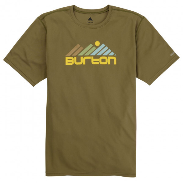 Burton - Active S/S Tee - T-shirt