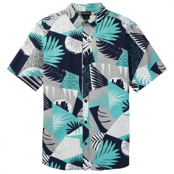 Burton - Shabooya Camp S/S - T-shirt