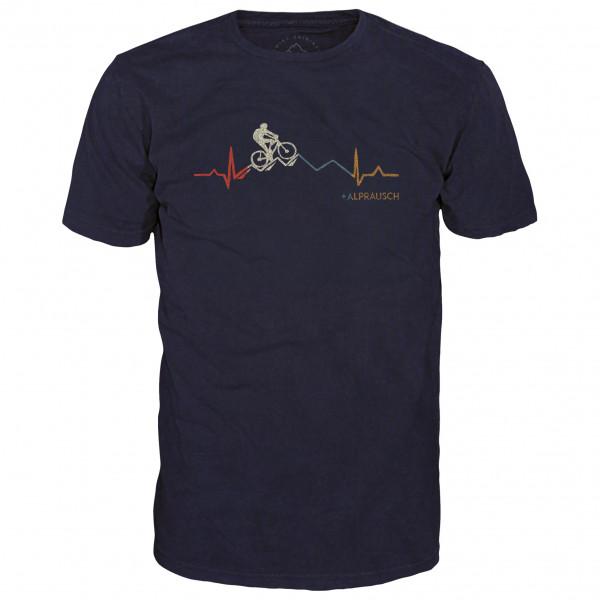 Alprausch - Biker Basic Tee - Camiseta de manga corta