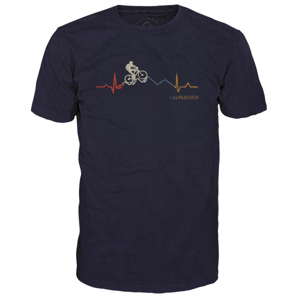 Alprausch - Biker Basic Tee - T-Shirt