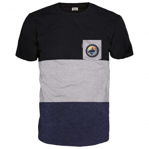 Alprausch - Block Ueli Tee - T-Shirt