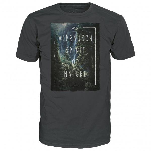 Alprausch - Spirit Of Nature Basic Tee - T-Shirt