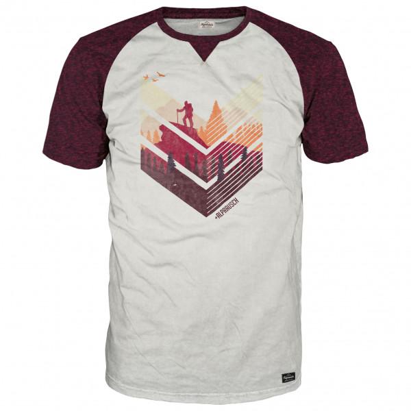 Alprausch - Wanderheiri Tee - T-Shirt