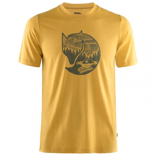 Fjällräven - Abisko Wool Fox S/S - T-Shirt