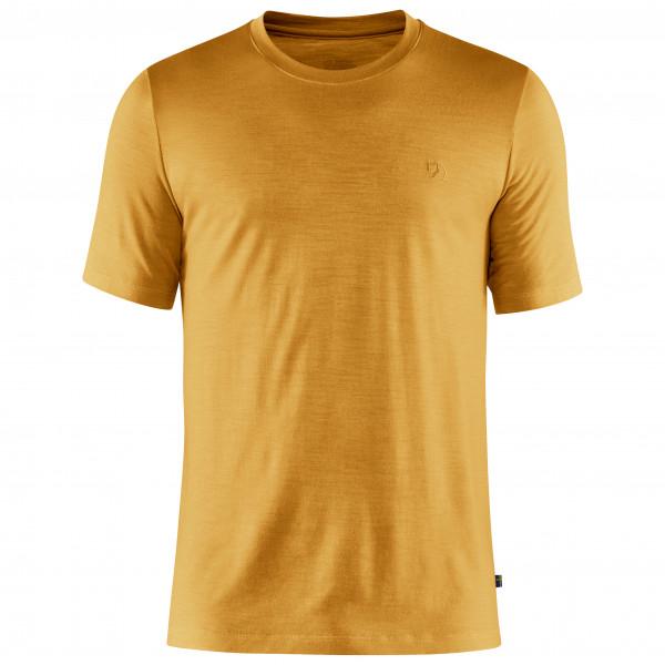 Fjällräven - Abisko Wool S/S - T-Shirt