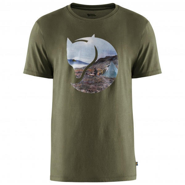 Fjällräven - Gädgaureh '78 T-Shirt - Camiseta de manga corta