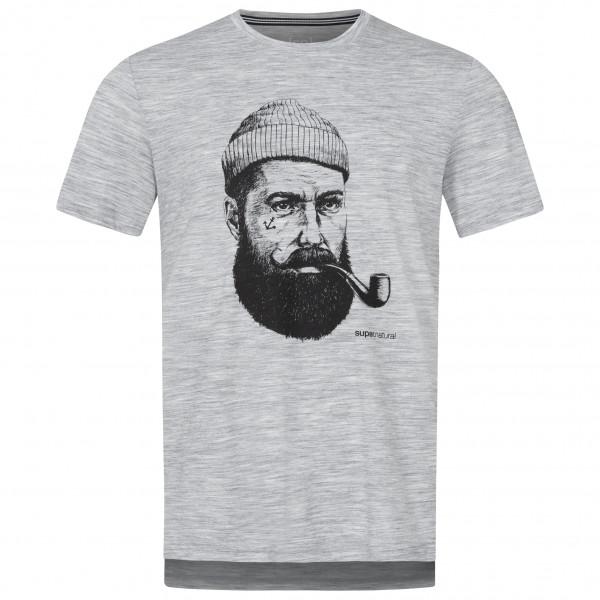 SuperNatural - Graphic Tee Sailor Print - T-shirt