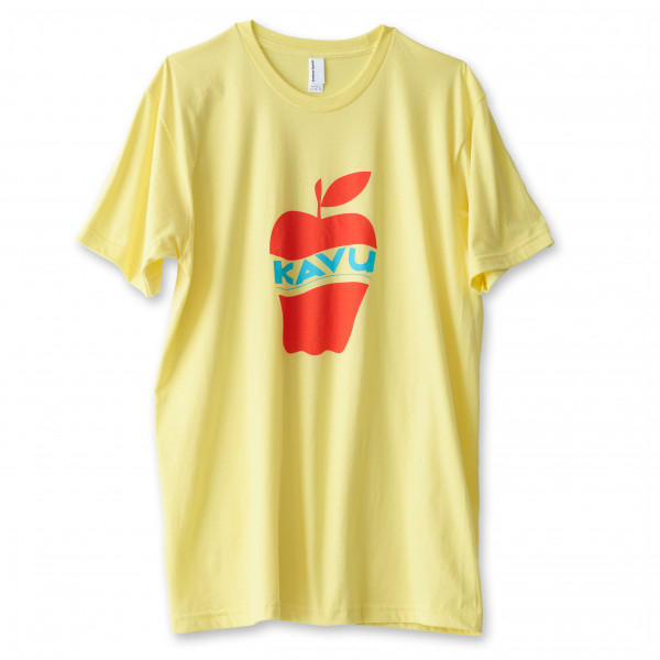 KAVU - Washington Apple - T-shirt