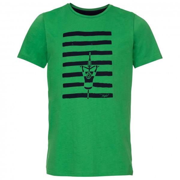 Triple2 - Tuur Nul - Organic Cotton Jersey - Crosswalk - Camiseta de manga corta