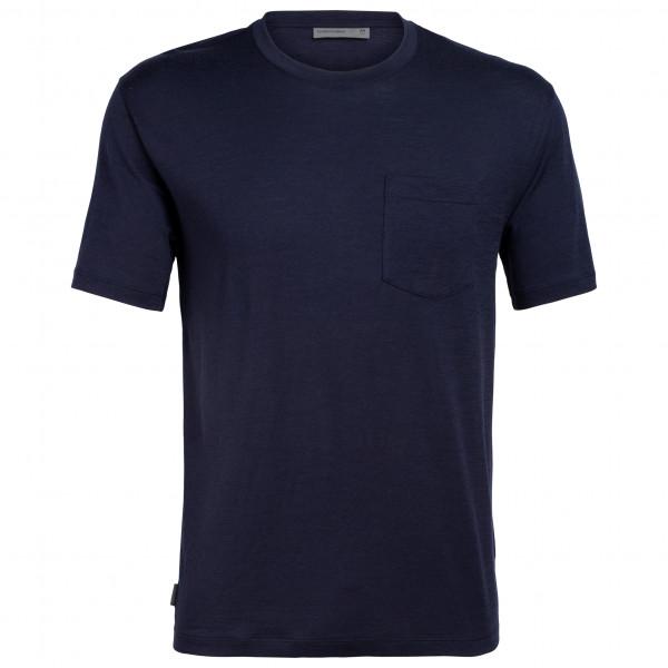 Icebreaker - Ravyn S/S Pocket Crewe - T-shirt