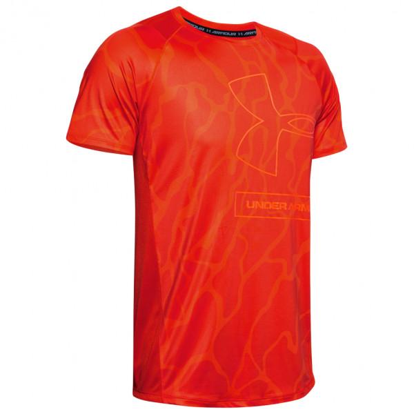 Under Armour - MK1 Tonal Print S/S - Sport shirt