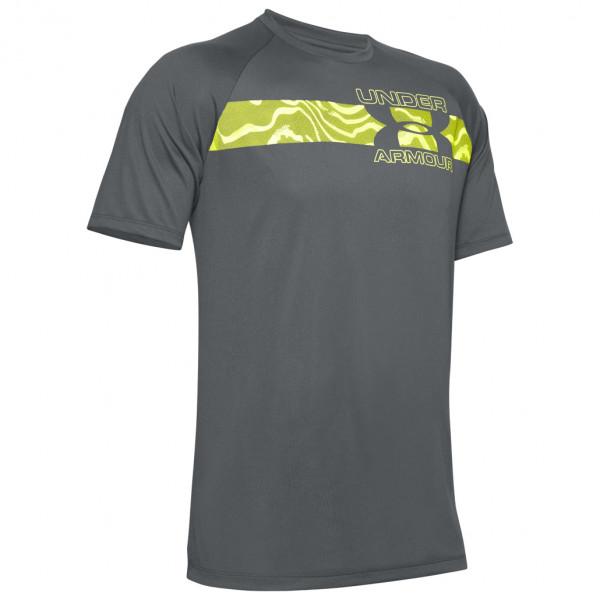 Under Armour - UA Tech 2.0 Graphic S/S - Camiseta funcional