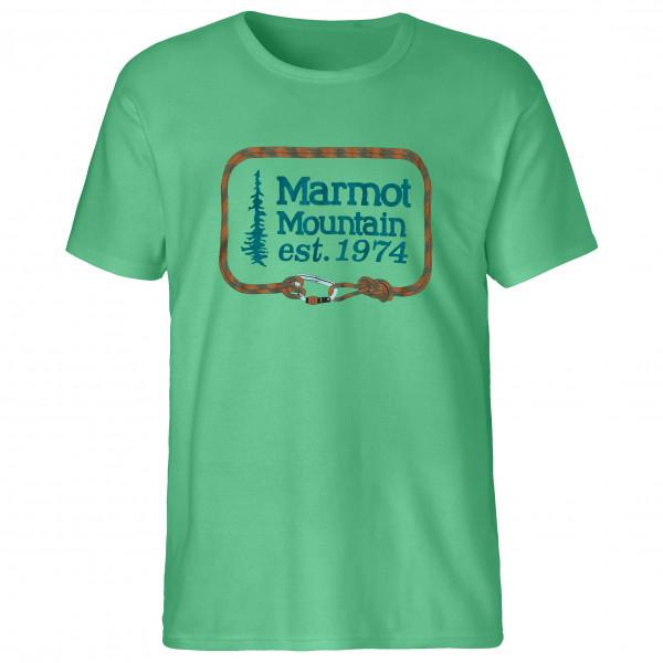 Marmot - Ascender Tee S/S - T-shirt
