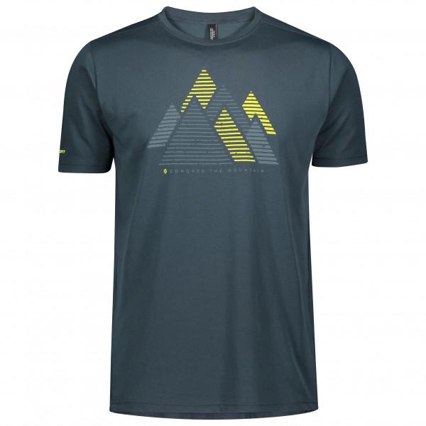 Scott - Trail Shirt MTN Dri Graphic S/S - Funktionsshirt