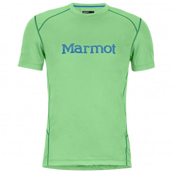 Marmot - Windridge With Graphic S/S - T-shirt technique