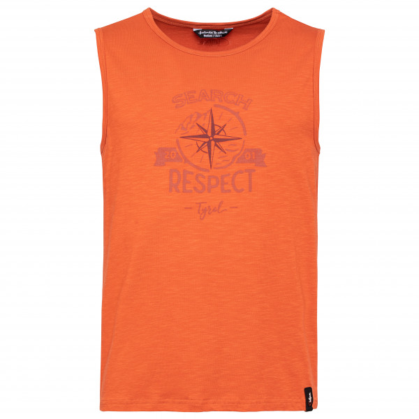 Chillaz - Calanques Search Respect - Tank Top