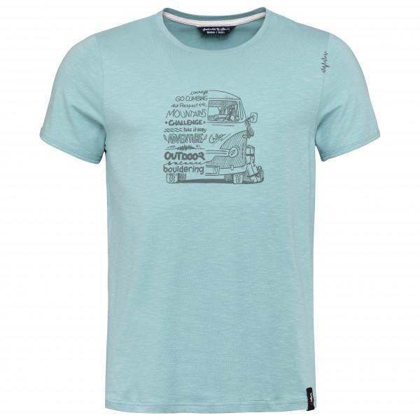 Chillaz - T-Shirt Lettering Bus