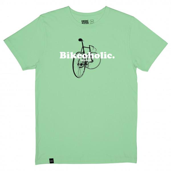 DEDICATED - Stockholm Bikeoholic - T-shirt