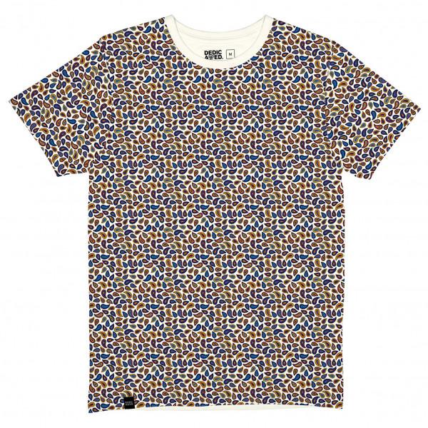 DEDICATED - T-Shirt Stockholm Paisley Pattern - Camiseta de manga corta