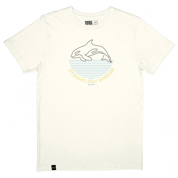DEDICATED - T-Shirt Stockholm Protect Our Oceans - T-shirt