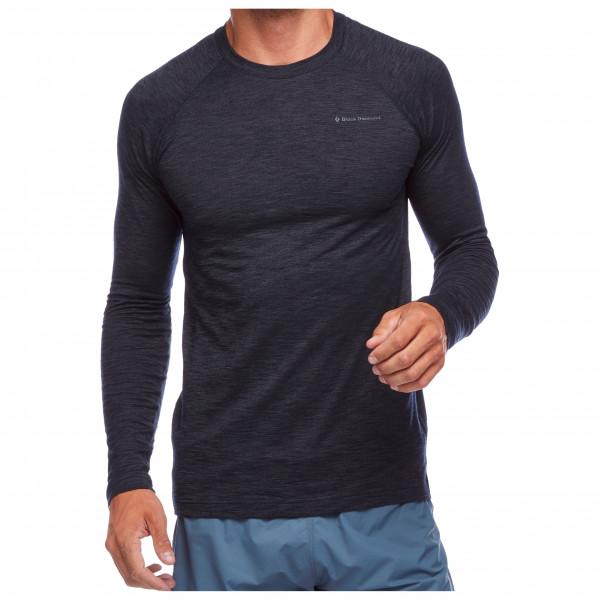 Black Diamond - L/S Rhythm Tee - T-shirt de running