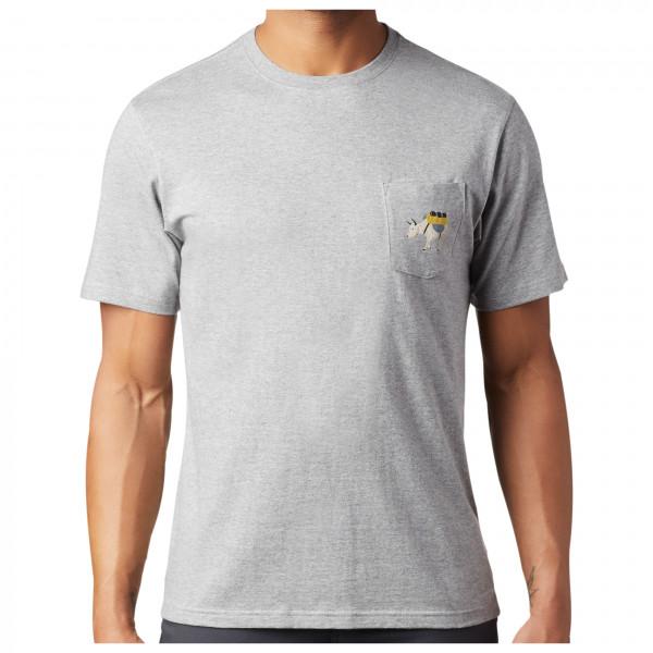 Mountain Hardwear - Hotel Basecamp Short Sleeve Pocket T - T-shirt
