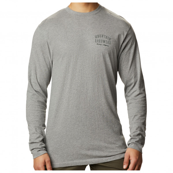 Mountain Hardwear - MHW Gear Long Sleeve T - Longsleeve