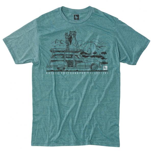 Hippy Tree - Ansel Tee Cotton - Camiseta de manga corta