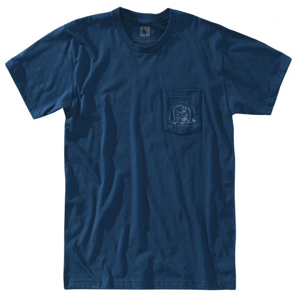 Hippy Tree - Bearcam Tee Cotton - T-shirt