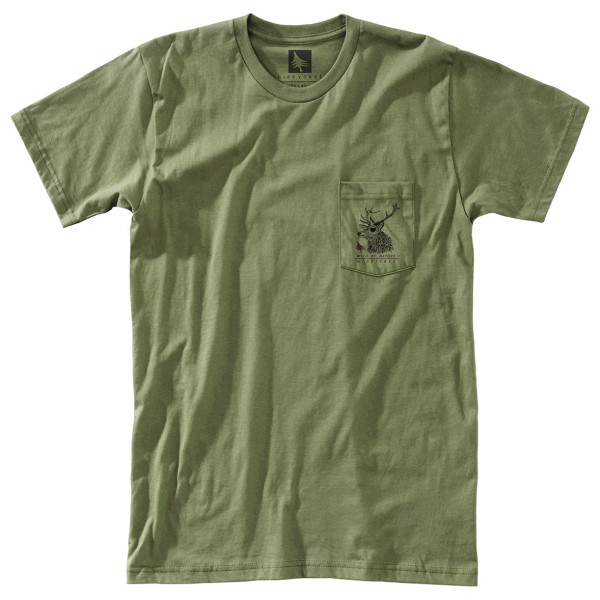 Hippy Tree - Buck Tee Cotton - T-Shirt