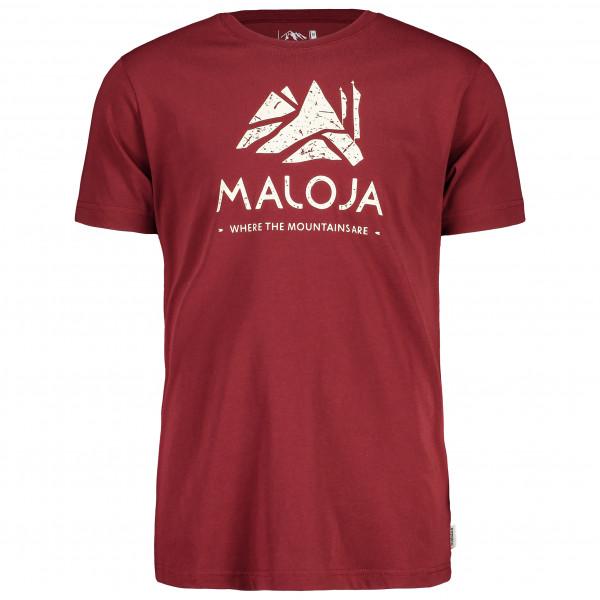 Maloja - GrassitschM. - T-shirt
