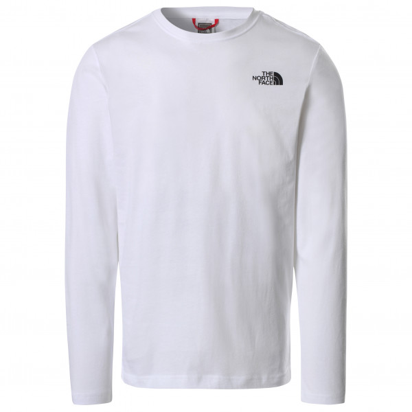 The North Face - L/S Red Box Tee - Longsleeve