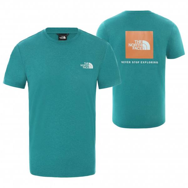 The North Face - Reaxion Red Box Tee - Camiseta funcional