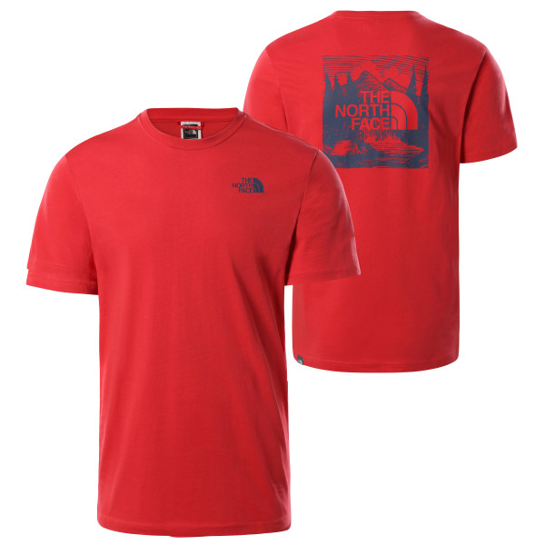The North Face - S/S Redbox Celebration Tee - T-paidat