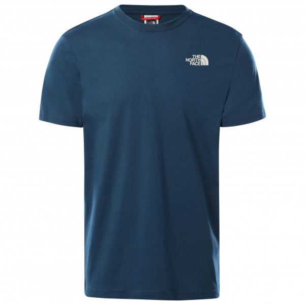 The North Face - S/S Redbox Celebration Tee - T-shirt