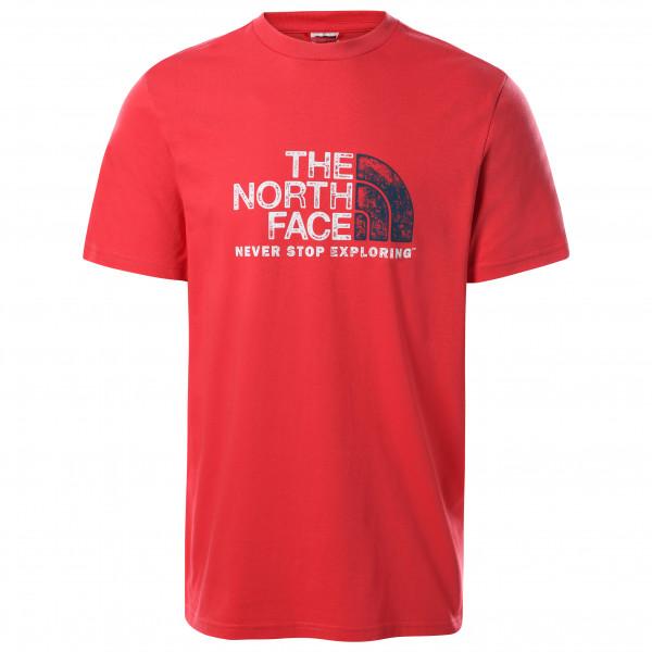 The North Face - S/S Rust 2 Tee - Camiseta de manga corta