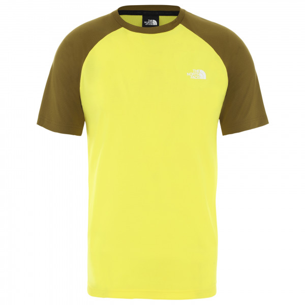The North Face - Tanken Raglan Tee - T-shirt technique